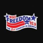 Logo da emissora Radio WSEI 92.9 FM