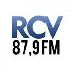 Logo da emissora Rádio RCV 87.9 FM