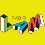 Logo da emissora Rádio Lam