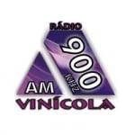 Logo da emissora Rádio Vinícola 900 AM