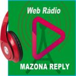 Logo da emissora Rádio Mazona Reply