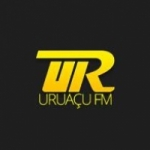 Logo da emissora Rádio Uruaçu 103.7 FM