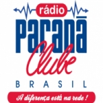 Logo da emissora Rádio Paraná Clube