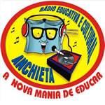 Logo da emissora Rádio Escola Anchieta