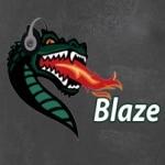 Logo da emissora Radio Blaze