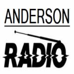 Logo da emissora Anderson Rádio