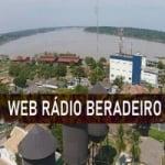 Logo da emissora Web Rádio Beradeiro
