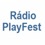 Logo da emissora Rádio PlayFest