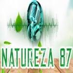 Logo da emissora Rádio Natureza 87