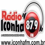 Logo da emissora Rádio Iconha 87.9 FM