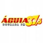 Logo da emissora Rádio Aguia Dourada 87.5 FM
