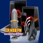 Logo da emissora Luar Rádio Web