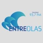 Logo da emissora Radio Entre Olas 93.7 FM