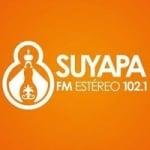 Logo da emissora Radio Suyapa Estéreo 102.1 FM