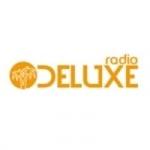 Logo da emissora Deluxe Radio