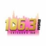 Logo da emissora Radio WSRB Soul 106-3 106.3 FM