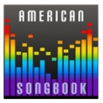 Logo da emissora Radio American Songbook
