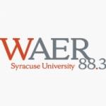 Logo da emissora WAER 88.3 FM