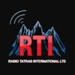 Logo da emissora Radio Tatras International