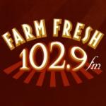 Logo da emissora WCLX 102.9 FM
