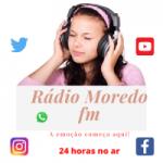 Logo da emissora Rádio Moredo FM