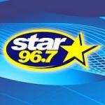 Logo da emissora Radio WSSR 96.7 FM