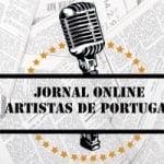 Logo da emissora Rádio Jornal Artistas de Portugal