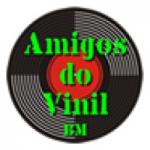 Logo da emissora Rádio Amigos do Vinil BM