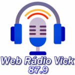 Logo da emissora Web Rádio Vick