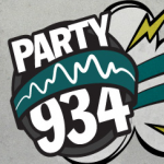 Logo da emissora Party 934 94.9 FM