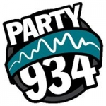 Logo da emissora Party 934 94.9 FM