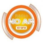 Logo da emissora Rádio No Ar 107.8 FM