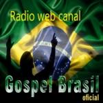 Logo da emissora Rádio Web Canal Gospel Brasil