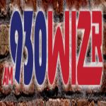 Logo da emissora WIZR 930 AM
