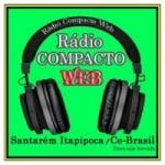 Logo da emissora Rádio Compacto Web De Santarém
