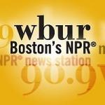 Logo da emissora Radio WBUR 90.9 FM