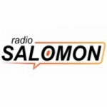 Logo da emissora Radio Salomon 101.6 FM