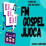 Logo da emissora Fm Gospel Jijoca