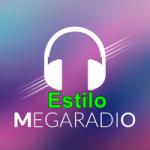 Logo da emissora Mega Rádio Estilo