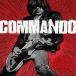 Logo da emissora Rádio Commando