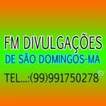 Logo da emissora Rádio Fm Divulgações