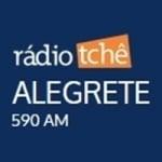 Logo da emissora Rádio Alegrete 590 AM