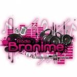 Logo da emissora Rádio Londrina Web - Branime
