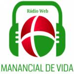 Logo da emissora Rádio Manancial De Vida