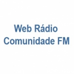 Logo da emissora Web Rádio  Comunidade FM