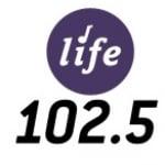 Logo da emissora WNWC 102.5 FM