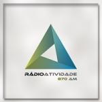 Logo da emissora Rádio Atividade 870 AM