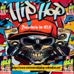 Logo da emissora Rádio Resistência Hip Hop FM