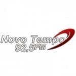 Logo da emissora Rádio Novo Tempo 92.5 FM