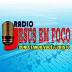 Logo da emissora Rádio Web Jesus Em Foco